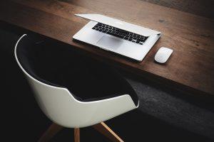 website, webdesign, schreibtisch, laptop